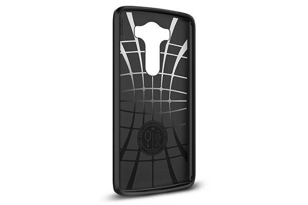 قیمت خرید قاب محافظ کپسول کاپلا capsule capella اورجینال اسپیگن برای گوشی ال جی وی 10