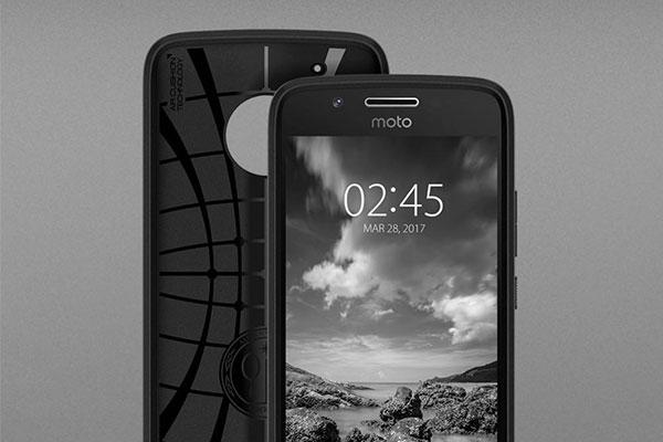 قیمت خرید قاب محافظ رگ آرمور rugged armor اورجینال اسپیگن برای گوشی موتورولا موتو جی 5 پلاس