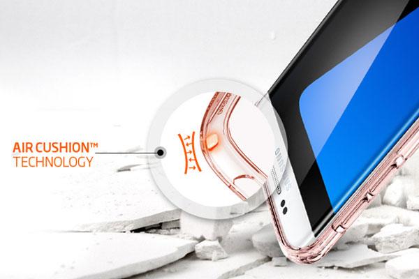 قیمت خرید قاب محافظ آلترا هیبرید ultra hybrid اورجینال اسپیگن برای گوشی سامسونگ گلکسی اس 7 اج