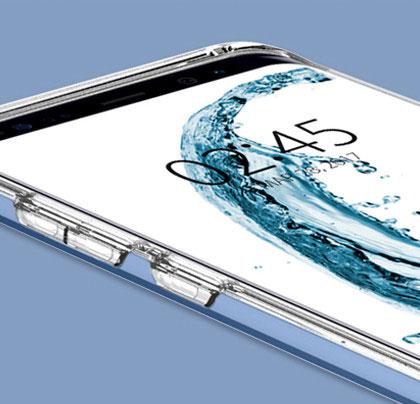 قیمت خرید قاب محافظ نئو هیبرید کریستال neo hybrid crystal اورجینال اسپیگن برای گوشی سامسونگ گلکسی اس 8