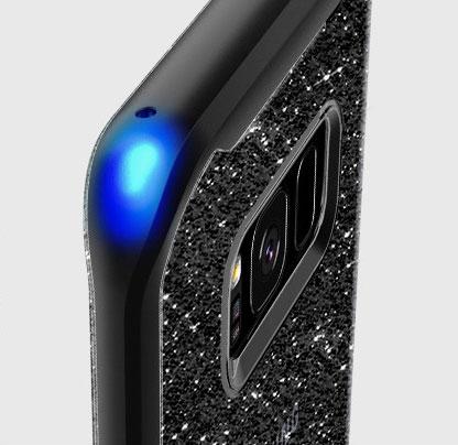 قیمت خرید قاب محافظ نئو هیبرید کریستال جلیتر neo hybrid crystal glitter اورجینال اسپیگن برای گوشی سامسونگ گلکسی اس 8 پلاس