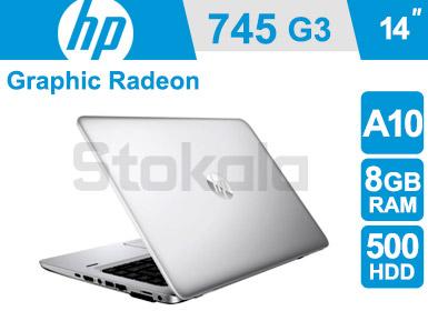 لپ تاپ HP Elitebook 745 G3 A10 استوک