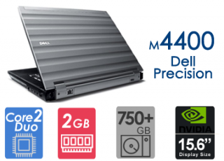 لپ تاپ استوک Dell Precision M4400