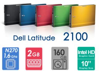 مینی لپ تاپ استوک Dell Latitude 2100
