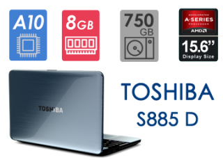 لپ تاپ ریفر Toshiba Satellite S855D