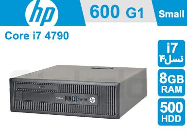 کیس استوک Hp ProDesk 600 G1 پردازنده i7 نسل 4