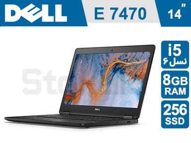 لپ تاپ استوک Dell Latitude E7470 پردازنده i5 نسل 6