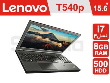 لپ تاپ استوک Lenovo Thinkpad T540p i7