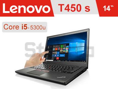 لپ تاپ استوک Lenovo ThinkPad T450s i5