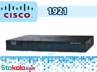 روتر سیسکو کارکرده Cisco Router 1921