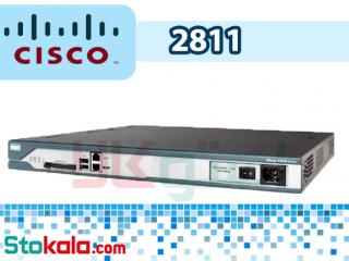 روتر سیسکو کارکرده Cisco Router 2811