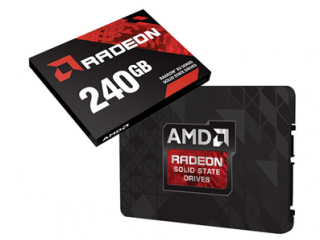 هارد SSD RADEON 240GB نو آکبند