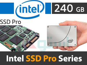 هارد اس اس دی استوک SSD 240GB Intel 1500