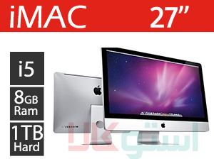 آی مک 27 اینچ Apple iMac-A1312 استوک