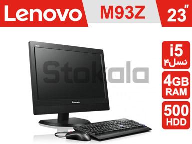 آل این وان استوک Lenovo ThinkCenter M93z پردازنده i5