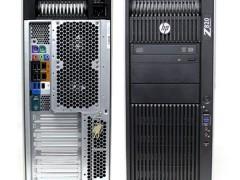 کیس HP Workstation Z820 با دو پردازنده فول پورت