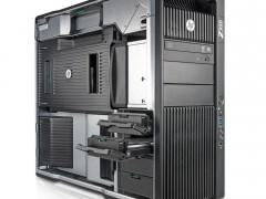 کیس HP Workstation Z820 با کولینگ حرفه ای