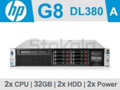 سرور HP G8-DL380 استوک با گارانتی