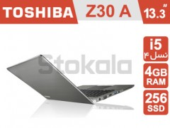 لپ تاپ Toshiba Z30A استوک (اولترابوک i5 نسل 4)
