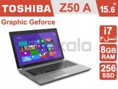 لپ تاپ استوک Toshiba Tecra Z50 A پردازنده i7 گرافیک 2GB