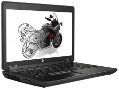 لپ تاپ HP Zbook15 G2 استوک WorkStation حرفه ای