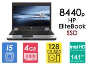 لپ تاپ استوک HP Elitebook 8440p SSD