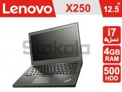لپ تاپ استوک Lenovo ThinkPad X250 پردازنده i7 نسل 5