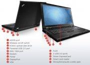لپ تاپ استوک Lenovo ThinkPad T410 پردازنده i7