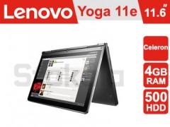 لپ تاپ استوک Lenovo ThinkPad Yoga 11e لمسی صفحه چرخشی