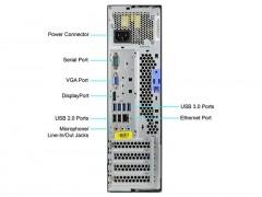 خرید مینی کیس استوک Lenovo ThinkCentre M92p پردازنده i5 نسل سه