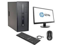 کیس استوک HP EliteDesk 800 G1 پردازنده i7 نسل 4