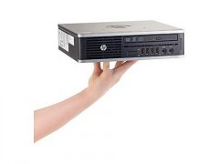 کیس مینی Core i5 استوک HP Compaq Elite 8300 سایز بسیار کوچک