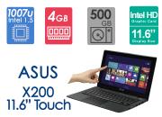 لپ تاپ ریفر Asus X200 Touch