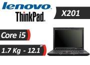 خرید اولترابوک استوک Lenovo ThinkPad X201 پردازنده i5 نسل 1