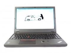 لپ تاپ دست دوم  ارزان Lenovo Thinkpad W541 پردازنده i7 نسل ۴ گرافیک 2GB
