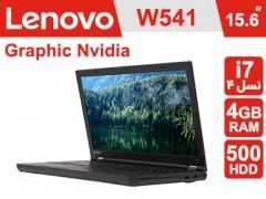 لپ تاپ استوک Lenovo Thinkpad W541 پردازنده i7 نسل۴ گرافیک2GB