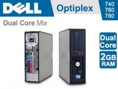 کیس استوک Dell مدل Optiplex 780 دو هسته ای