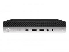اولترا مینی کیس دست دوم  HP EliteDesk 800 G3 پردازنده نسل 6 سایز اولترا مینی ( قابل کانفیگ )