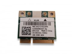 ( WLAN - Wireless Lan ) ماژول وای فای Broadcom دو باند مدل HP Broadcom BCM943224HMS