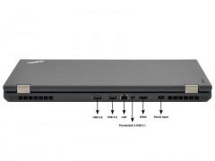 لپ تاپ استوک گرافیک دار Lenovo Thinkpad P50 پردازنده i7 نسل6 گرافیک2GB مناسب گیمینگ ، طراحی سه بعدی و کارهای صنعتی