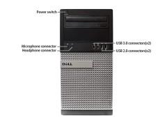کیس استومینی کیس استوک Dell Optiplex 9020 پردازنده i7 / i5 نسل 4 سایز مینیک Dell Optiplex 9020 پردازنده نسل 4 سایز مینی