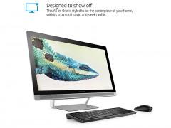 آل این وان استوک HP Pavilion 24 پردازنده i5 7400T