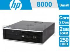 کیس استوک HP Compaq 8000 Elite پردازنده Core 2 Duo سایز مینی