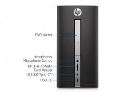 کامپیوتر دست دوم HP Pavilion 570-p023w پردازنده i7 نسل 6