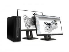 کیس استوک HP Workstation Z240 پردازنده i5 نسل 6 سایز مینی