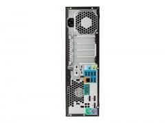 خرید کامپیوتر استوک HP Workstation Z240 SFF پردازنده i7 نسل 6 سایز مینی