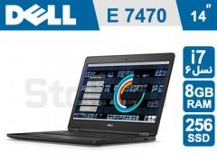 لپ تاپ استوک Dell Latitude E7470 پردازنده i7 نسل 6