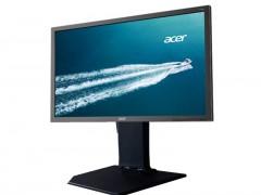 مانیتور استوک Acer B246HL bmdrz سایز 24 اینچ Full HD