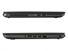 لپ تاپ استوک رندرینگ HP ZBook 14 G2 پردازنده i7 نسل 5 گرافیک 1GB نمایشگر لمسی