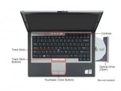 لپ تاپ استوک Dell Latitude D630 C2D